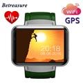 """Venda quente smart watch android 5.1 2.2 """"tela 320*240 MTK Dual Core 1.2G 900 mAh com WI-FI 3G GPS para o Ano Novo Natal presente"""