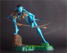 James Cameron's Movie Avatar 2 Navi Neytiri Crazy Toys Action Figure Statue