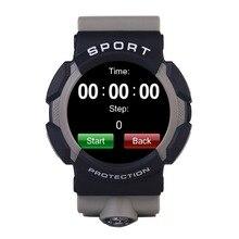 2016 neue Sport Smartwatch NO. 1 A10 Bluetooth Wasserdicht Ip68 Smart Uhr Für Smartphones Mit Herzfrequenz Für Outdoor-sportarten