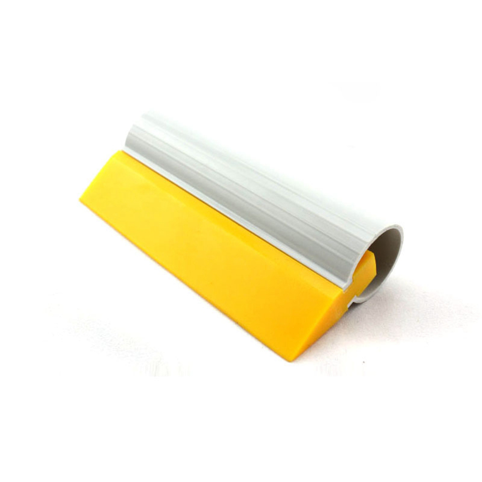 Image 2 - Yellow Turbo Squeegee Scraper For Auto Window Tint Film Water Clean MO 45G-in Car Stickers from Automobiles & Motorcycles