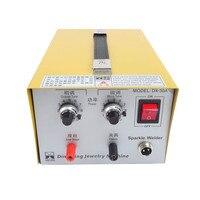 Laser Spot Welder DX 30A Handheld Good Pulse Spot Welder 400W Jewelry Welding Machine