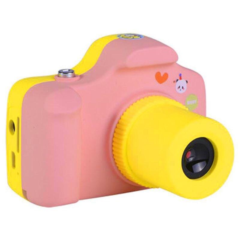 1.5 pouces 2MP 1080 P Mini caméra numérique LSR Cam pour enfants bébé mignon dessin animé multifonction jouet caméra enfants anniversaire meilleur cadeau