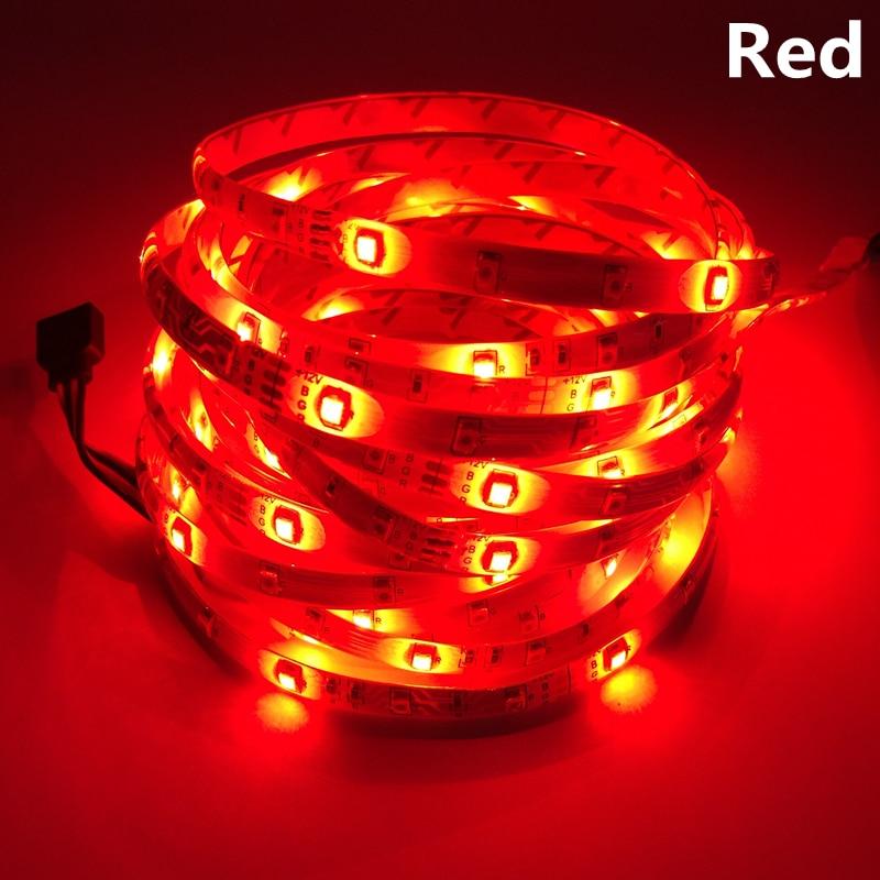 5M / Roll RGB LED Жарық диодтары 3528 SMD 300LEDs 60LEDs - LED Жарықтандыру - фото 6
