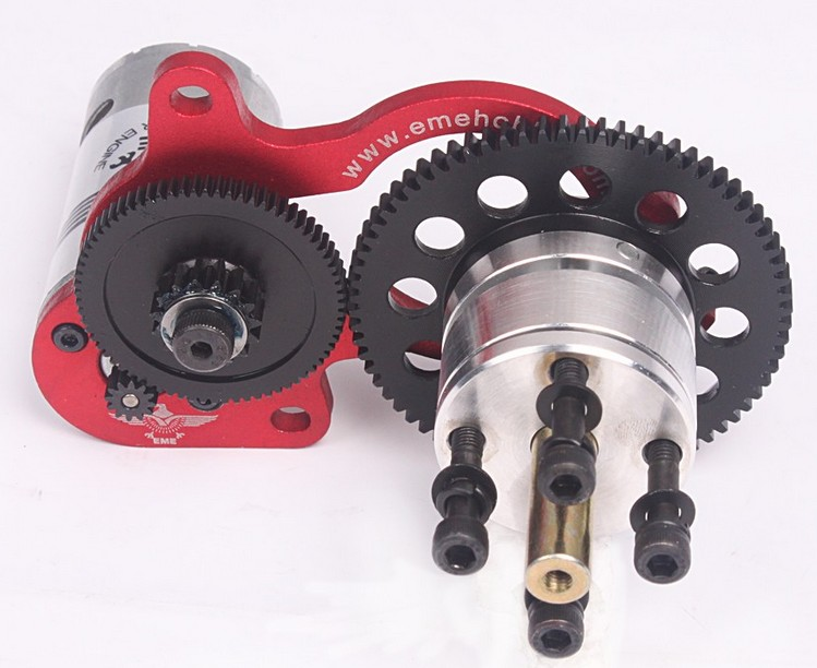 Special Electric Starter for 30CC 60CC Gas Engine Suitable for EME35 DLE30 DLE35RA DLE55 DLE60 Engine
