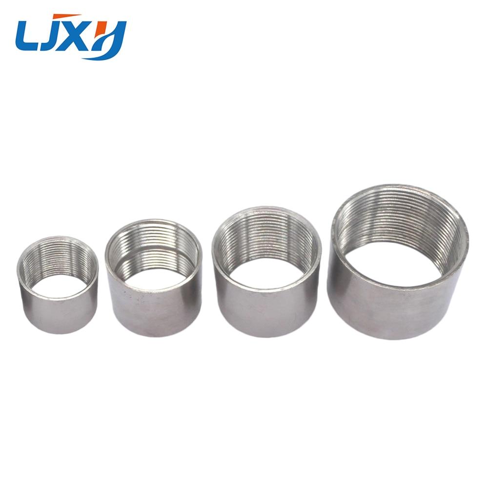Stainless Steel Internal Thread Water Heater Element Accessories 201/304 Stainless Steel Thread DN20/DN25/DN32/DN40/DN50