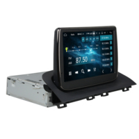 DSR 4GB RAM 9 Android 9.0 Car Radio DVD GPS Head Unit for Mazda 3 Axela 2014 Auto Radio Bluetooth 4.2 WIFI Mirror link