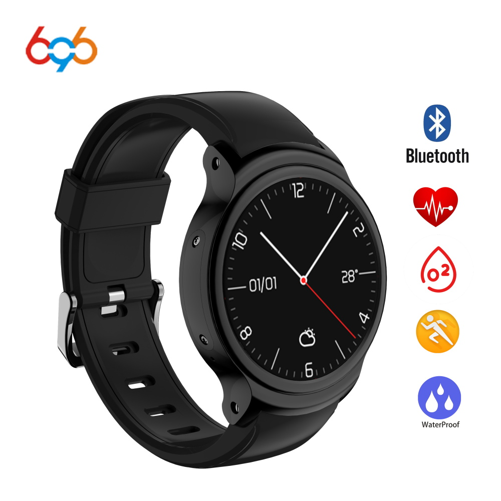 696 I3 Smart Watch 1.5 Inch MTK6580 Quad Core 1.3GHZ Android 5.1 3G Smart Watch 500mAh 2.0 Mega Pixel Heart Rate Monitor конверт флисовый kaiser jooy microfleece pink light grey