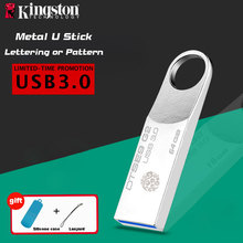 Kingston USB Flash Drive 64gb USB Three.zero Pendrive Excessive Velocity Flash Drive Birthday Persona cle usb reminiscence stick pen drive U Disk