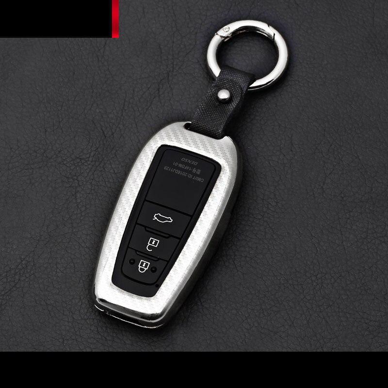 Lsrtw2017 алюминиевый сплав ключа автомобиля сумка для Toyota Camry 2018 2019 xv70