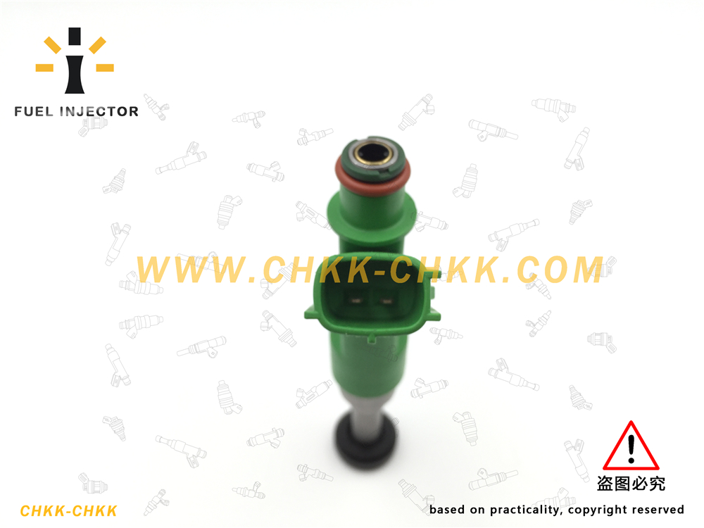 4 pieces Batch Fuel Injector Nozzle For Toyota Highlander 23209-39175 good quality 23209 39175