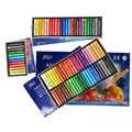 Mungyo mops масляные пастели 12/25/48 цветов, Студенческая ручка для рисования граффити, Детский мягкий карандаш