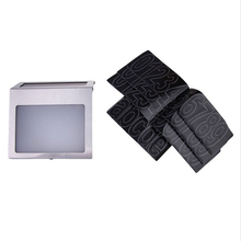 Solar Outdoor Lighting Doorplate Lamp Light-operated Led Billboard Lamp of Outdoor House Number Solar Apartment Number Light