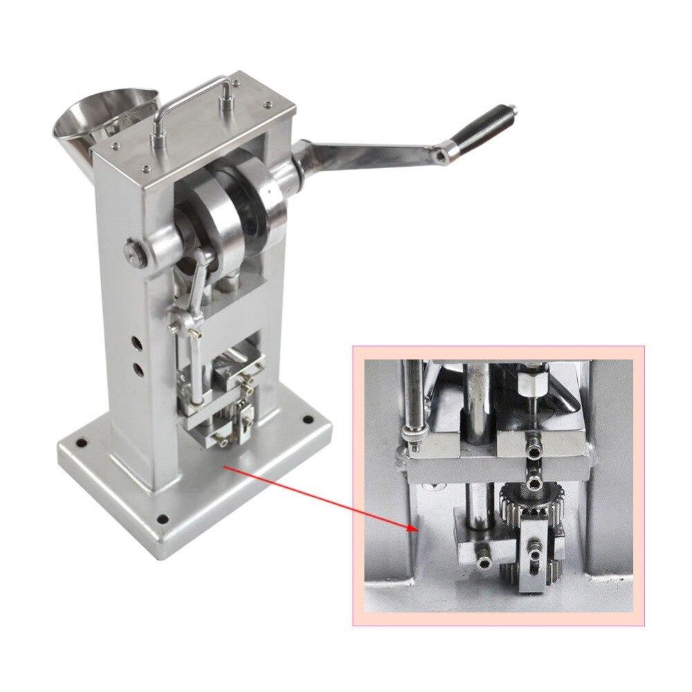 TDP-0 Tablet Presse Hand Betrieben Pille, Die Maschine Mini Pille Presse Maschine EU Lager