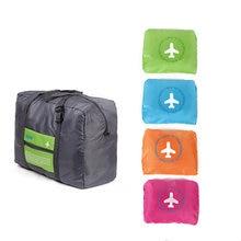 Waterproof luggage bag man/women travel bag large Boarding bag High capacity cosmetic bag packing organizer
