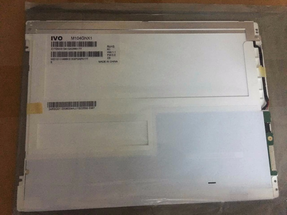 M104GNX1R1 LCD Displays screen lq104s1dg2c lcd displays