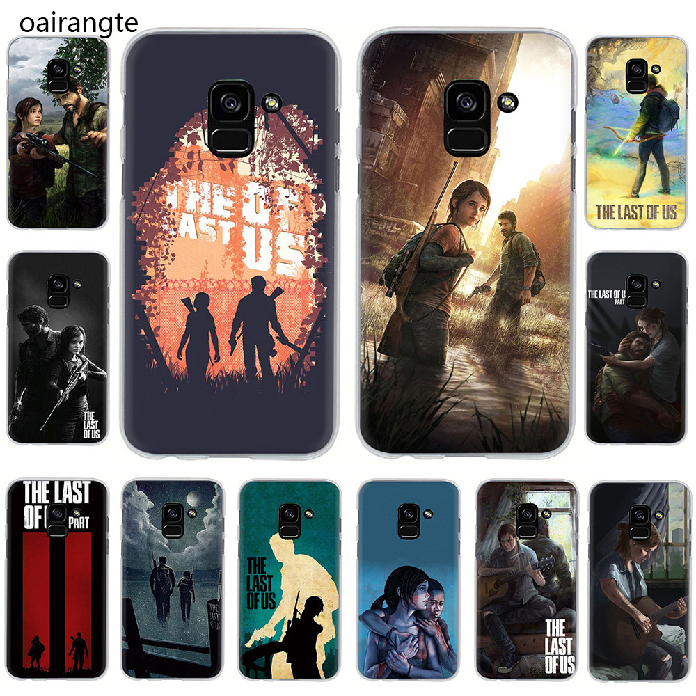The Last Of Us game hard Phone Case for Samsung Galaxy A10S 20S 30S 40S 50S 60 70 A9 A8 A7 A6 Plus 2018 A5 2017 2016 2015 image