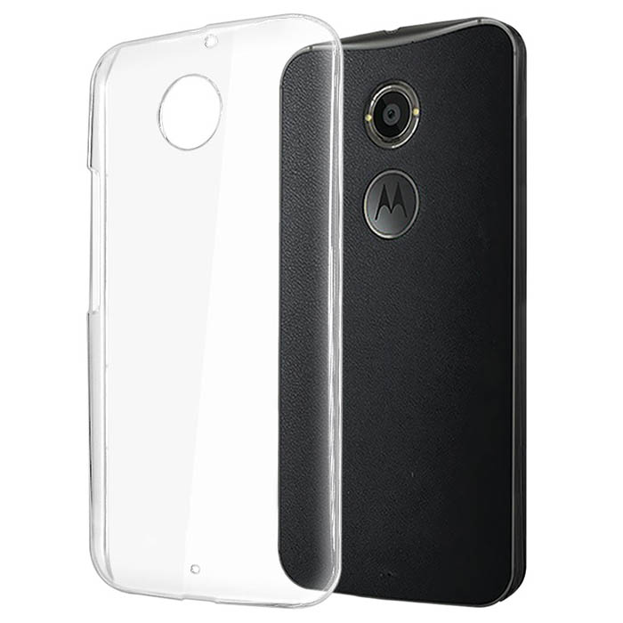 sale retailer a38f4 1e002 US $1.98 |For Motorola Moto X+1 Moto X2 Moto X 2nd Gen XT1097 New High  Quality Hard Plastic Crystal Clear Luxury Case Back Cover-in Fitted Cases  from ...