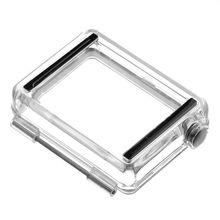 OOTDTY LCD 스크린 디스플레이 모니터 방수 백 도어 커버 Gopro Hero 4/3 +/3