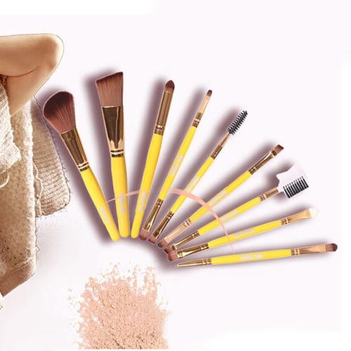 Tesoura de Maquiagem delineador beleza brushes tool set Tamanho : Comprimento: 14.5cm - 16.6cm