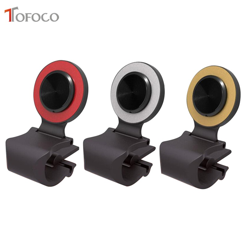 1PC Round Game Arcade Joystick Mini Touch Screen Smartphone Joystick Universal Clip-on Clamp Joystick For Ipad/Mobile Phone(China)
