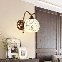 E27 Edison Buld Retro Vintage Led Wand Lampe Halter Schlafzimmer Nacht Lampenschirm Indoor Antiker Licht