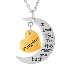 I Love You Urn Necklace