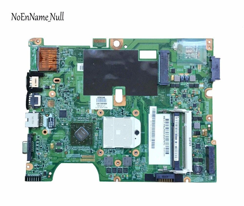 498460-001 pour H P Compaq CQ50 G50 CQ60 G60 Mère D'ordinateur Portable 48.4J103.011 testé OK Livraison Gratuite