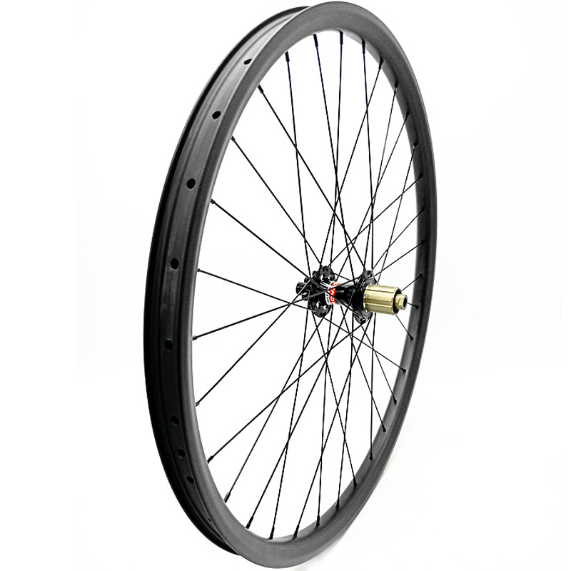 carbon disc wheels 29er AM 34x30mm mtb bike wheels boost D792SB 148x12mm rear carbon whee tubeless