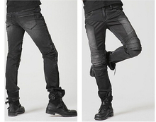 2016 новые прохладный UGLYBROS мото сетки джинсы в летних мотоциклов хоккейных брюки-ride джинсы моторные брюки