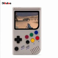 Retro Video Game Console 3.5 inch Raspberry Pi 3 A+ LCL Pi Arcade For Game Boy Console Handheld Game Player Built in 6000 Games