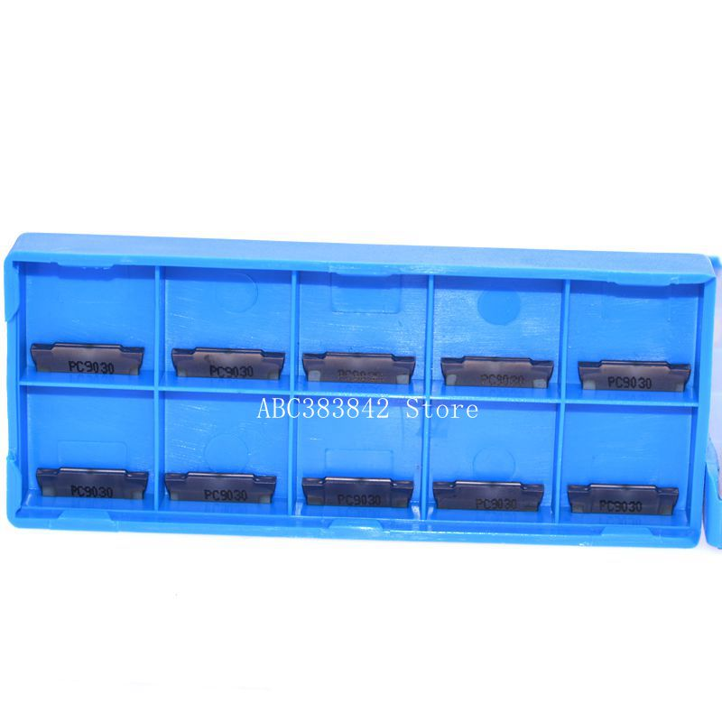 Original quality MGMN150/MGMN200/MGMN250/MGMN300/MGMN400/MGMN500/-G NC3030 PC9030 CNC Carbide insert Mgehr2020-3 Turning Tool