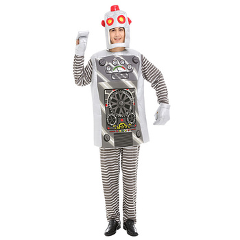 Kids-and-Adult-Robot-Cosplay-Costume-Child-and-Men-or-Women-Halloween-Fun-Costume