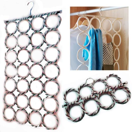 Nouveau Mode Cravates Ceinture Support D'affichage Chaud Écharpe - Organisation et stockage dans la maison - Photo 3