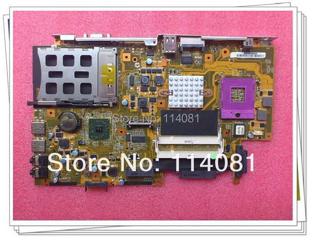 Novo para ASUS X51RL Notebook Motherboard / sistema de PC placa-mãe, 100% testado ok, Alta qualidade! Frete grátis