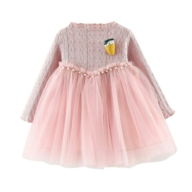 Bebé Niñas vestido niño princesa Tutu vestido para niña niños ropa ...