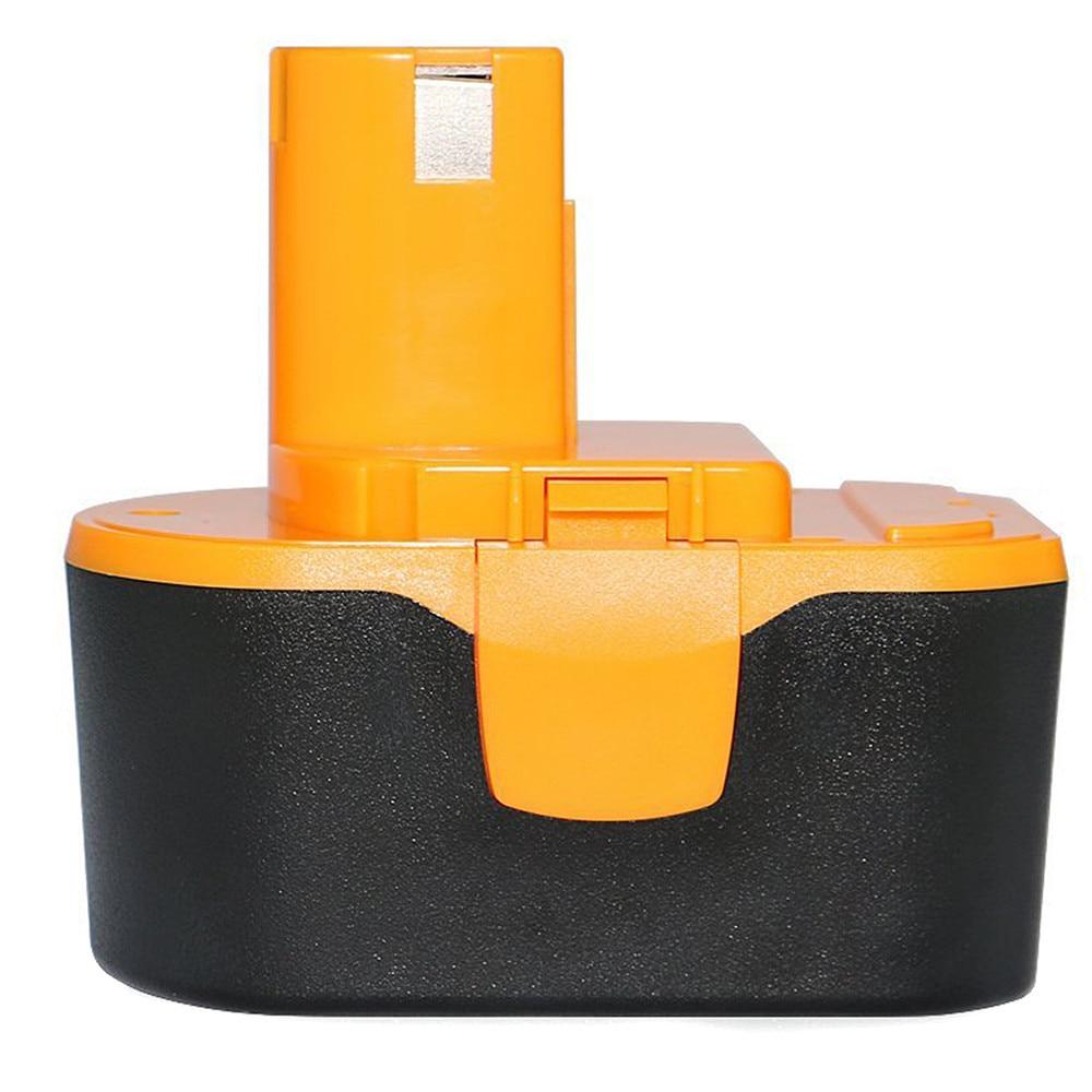 ФОТО 1314702 1400656 1400671 130224010 Battery For RYOBI 14.4V Ni-CD 2.0Ah Rechargeable Power Tool  Battery T40