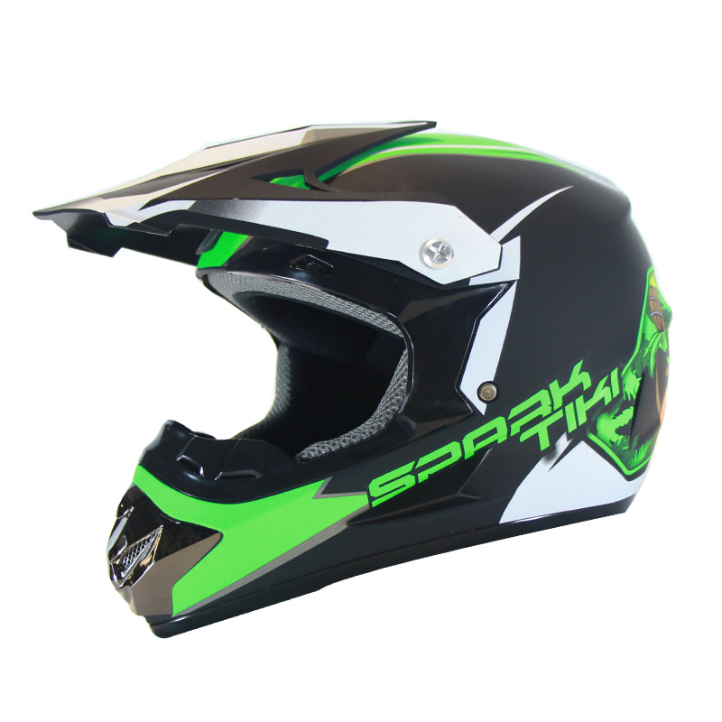 newMotorcyklar Tillbehör Skyddsväxlar Längdshjälm cykel racing - Motorcykel tillbehör och delar - Foto 4
