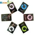 Levert DropshipBinmer Espelho Clipe Digital USB Mp3 Player de Música Apoio 1-8 GB Cartão SD TF 12 De Outubro de 8 *