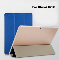 For CHUWI Hi12 12 Inch Tablet Leather Smart Case Cover High Quality Protective Case For Hi12