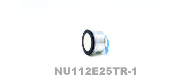 112KHz waterproof transceiver integrated ultrasonic ranging module accessories high precision ultrasonic probe NU112E25TR-1112KHz waterproof transceiver integrated ultrasonic ranging module accessories high precision ultrasonic probe NU112E25TR-1