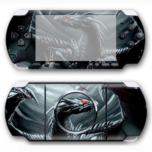 Cool Dragon Skin Sticker Protector for Sony PSP 3000 Skin Stickers for PSP3000 Vinyl Decor Cover Decals