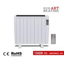 Slimline Electric Panel Heater 24/7 Programmability Home Heating System