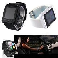 SmartWatch U8 Bluetooth U8 Smart Watch For IOS IIPhone 4 5S 6 Samsung S4 Note 3