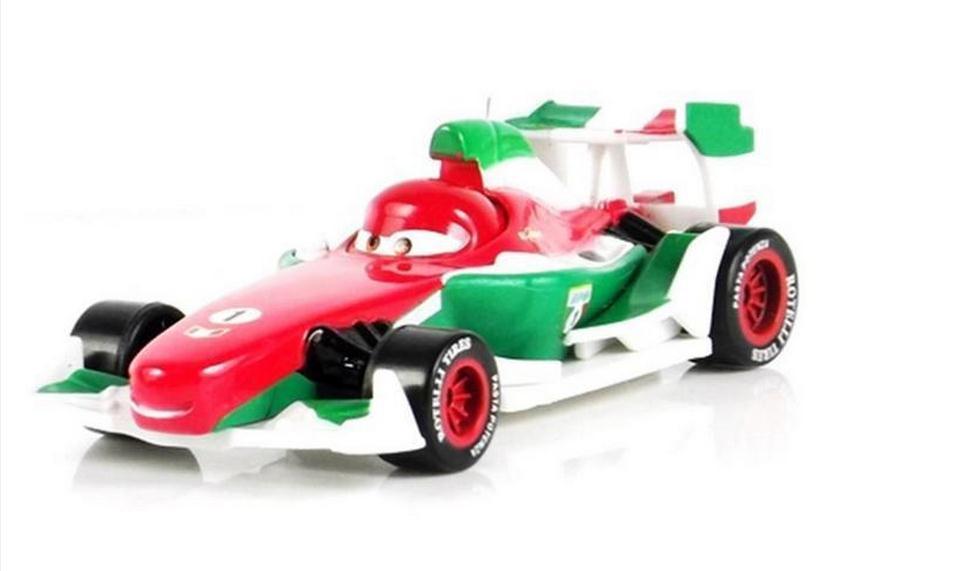 Aliexpress.com : Buy 3Pcs 100% Original PIXAR CARS 2 Francesco ...