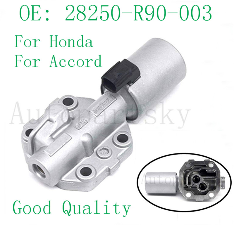 Original 28250-R90-003 Transmission Linear Solenoid For Honda Accord Civic CR-V Acura TSX For Accord Element 28250R90003