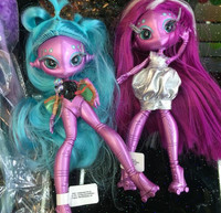 Una Verse Monsters Dolls For DIY Change Toy Twilight Sparkle MGA Novi Stars Doll Moveable Joint