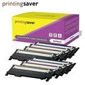 8 шт. совместимый картридж с тонером для принтера CLT-406s K406s для Samsung Xpress C410w C460fw C460w CLP 365w CLP-360 CLX 3305 3305fw clt-k406s