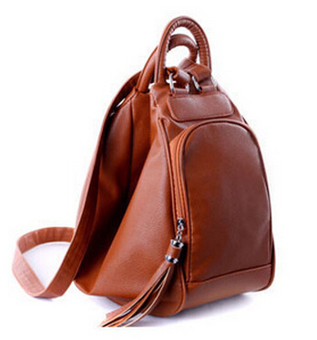 NEW 2016 Women Mochilas Preppy Style Travel bags Girls School Bags PU leather Daily Travel Bag Ladies Casual bag