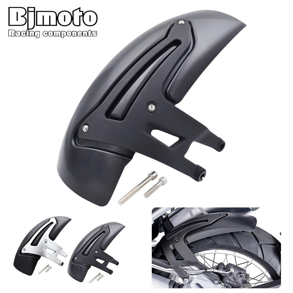 BJMOTO Motorcycle Rear Hugger Fender Mudguard Mudflap Mud Flap Splash Guard For BMW R1200GS LC ADV