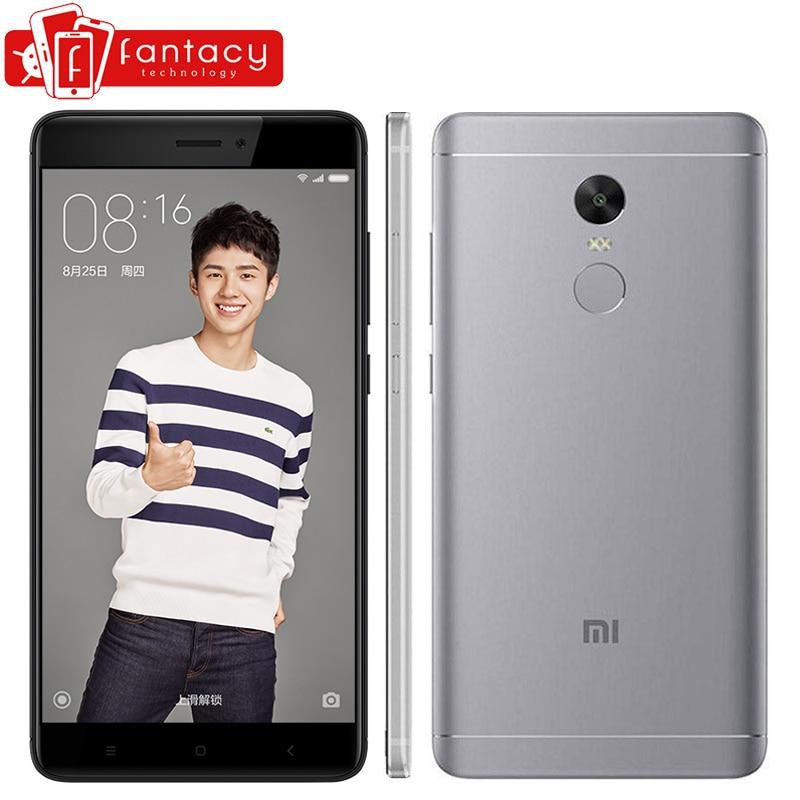 US $159 99 |Original Xiaomi Redmi Note 4X 3GB 32GB Mobile Phone Snapdragon  625 Octa Core 5 5